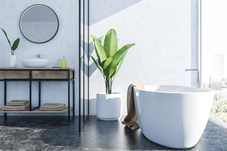 Sanitary ware & bathroom fittings