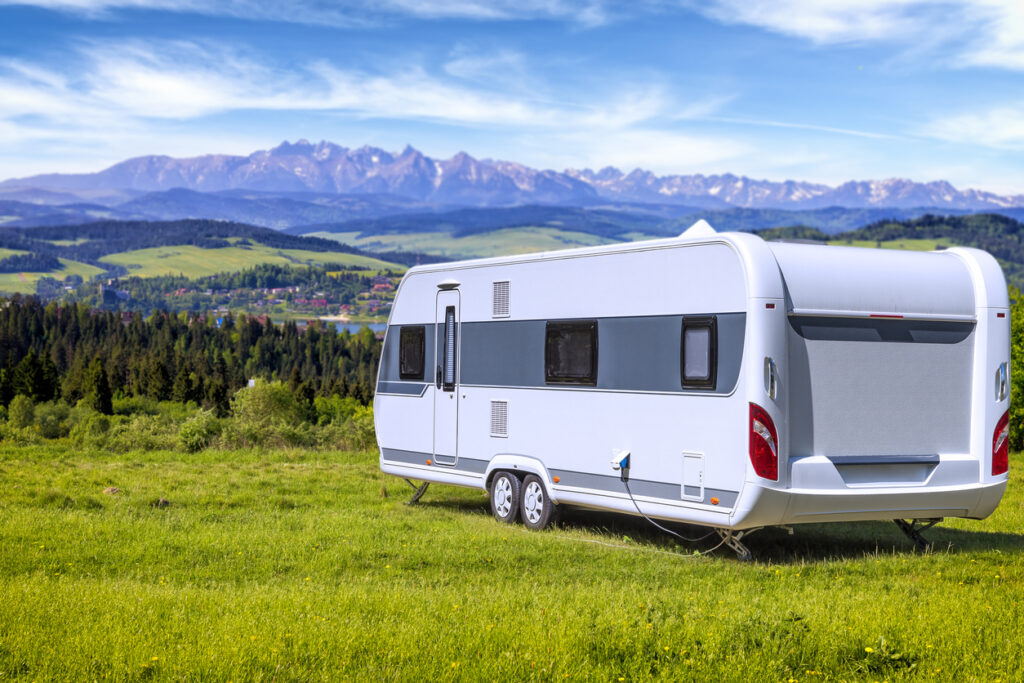 Caravans & RVs